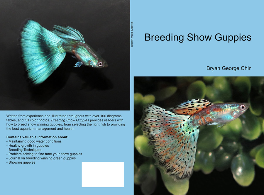 Breeding Show guppies book