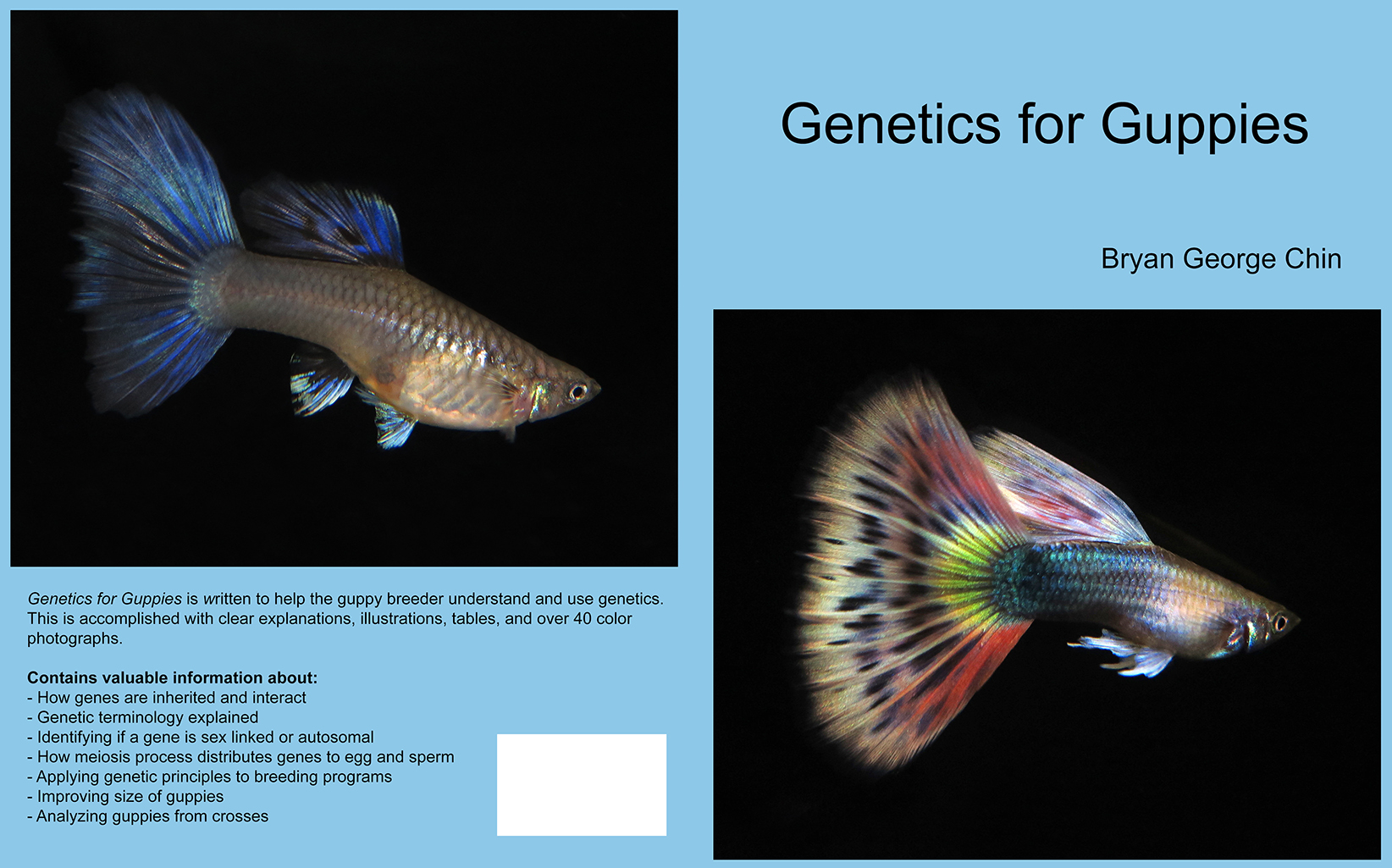 book Genetics for Guppies