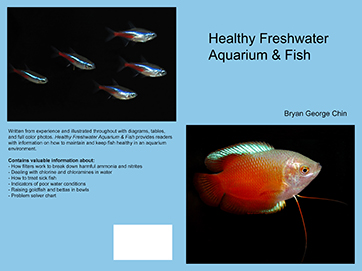 Book, Healthy aquarium fish